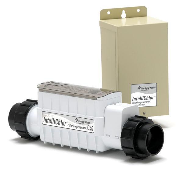 intelliChlor chlorine generator system